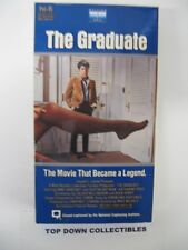 The Graduate Anne Bancroft, Dustin Hoffman, Katherine Ross Vhs Movie
