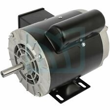 New Listing13hp Electric Air Compressor Motor 56 Frame 3450rpm 60hz Single Phase Odp
