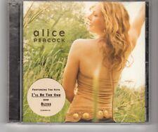 (HQ129) Alice Peacock, Alice Peacock - 2002 CD