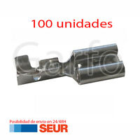 100X Terminal Faston 2,8 - 2.8 mm Hembra