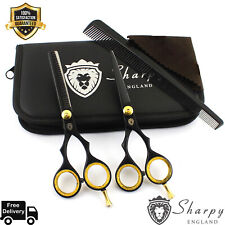 "5.5"" New Thinning Scissors Shears Hairdressing Salon Professional Barber Comb,"