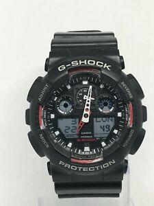 Casio G-Shock Protection Gents Digital Watch 5081 GA-100-1A4E