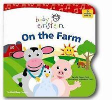 Baby Einstein: On the Farm (Baby Einstein (Audio))-ExLibrary