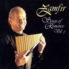Songs of Romance, Vol. 1 by Gheorghe Zamfir (Pan Flute) (CD, Feb-1997, Ranwood