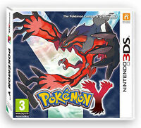 Pokemon Y (Nintendo 3DS, 2013) CHEAP PRICE AND FREE POSTAGE
