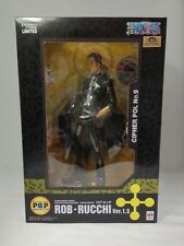 P.O.P ONE PIECE Rob Rucchi ver.1.5 Limited Figure Megahouse Lucchi Lucci pop