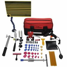 vidaXL Dent Removal Kit with Carrying Bag XXL Knockdown Repair Work Tools