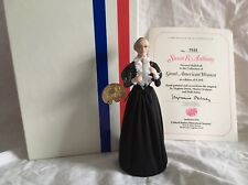 United States Historical Society Great American Women Doll Susan B Anthony