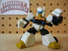 Transformers Robot Heroes ULTRA RARE Unreleased in USA RICOCHET Generation 1 G1