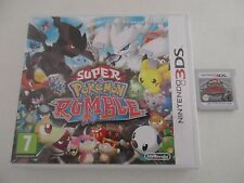 SUPER POKEMON RUMBLE - NINTENDO 3DS - JEU 3DS