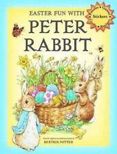 Easter Fun With Peter Rabbit Activity Book - LikeNew - Potter, Beatrix -