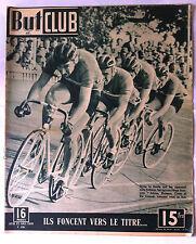Miroir des sports 12/08/1948; Les Champions Olympiques/ Basket Français, Busnel