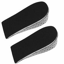 Height Increase Insoles Heel Pads Shoe Lifts Make any Shoes Elevator Shoes