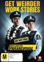 WELLINGTON PARANORMAL (DVD) (REGION 2,4) (NON-US FORMAT) Taika Waititi