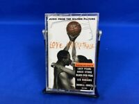 Love & Basketball Movie Film Soundtrack Cassette Tape 2000 Hype Sticker Hip Hop
