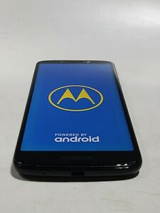 Motorola Moto G6 Play, (16GB), (Verizon)(LCD Problem), Fair Condition  -D291