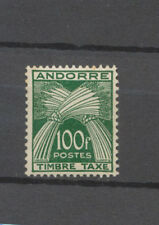 Timbre Andorre francais Taxe n°41 Neuf ** Cote 147€ N3220
