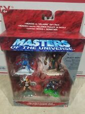 Mattel Masters Of The Universe Motu Heroes Vs. Villains Gift 2002 Action Figure
