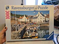 Ravensburger 157754 1000 Piece Puzzle/Jigsaw  Crail Harbour Scotland
