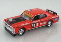 1:64 FORD XY GTHO PHASE III - JOHN FRENCH 64E IN DISPLAY CASE