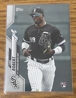 LUIS ROBERT Topps 2020 Factory Set RC Rookie. Photo Variant SP. No 392 White Sox