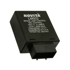 Hazard Warning Flasher-Lighting Control Module Tridon LM502