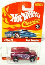 Hot Wheels Classics Series 1 Baja Breaker pink