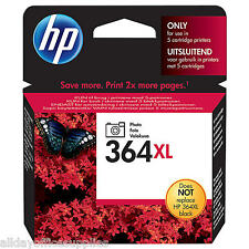 Genuine HP 364XL Ink Photo Black for PhotoSmart 7510 7520 C309 (CB322EE)