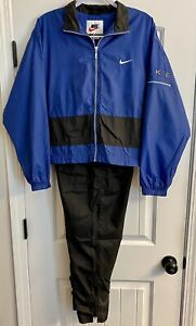 Vintage Nike Tracksuit Boys Size L (12/14) Excellent Preowned Condition