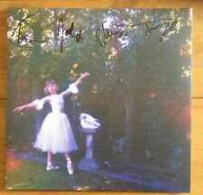 """Wolf Alice  - Visions Of A Life  12"""" Black Vinyl Lp Signed Autographed"""
