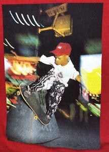 Supreme x Comme Des Garcons CDG Harold Hunter Tee Shirt S/S 2014 Size M Red