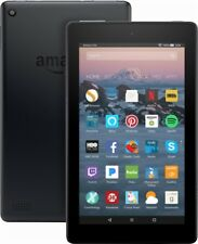 "New Amazon Fire 7 Tablet with Alexa 7"" Display black 8GB 7th generation 2017"