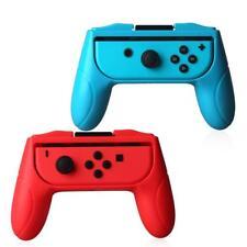 2pcs Joy-Con Controller Hand Grip Griff Halter Handheld für Nintendo Switch DE