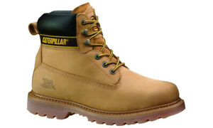 Caterpillar Holton ST Safety Work Boots Steel Toe CAT