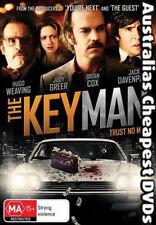 The Key Man DVD NEW, FREE POSTAGE WITHIN AUSTRALIA REGION 4