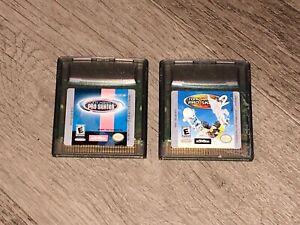 Tony Hawk's Pro Skater 1 & 2 Nintendo Game Boy Authentic 2 Game Lot