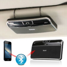 Wireless Bluetooth Handsfree Speaker Phone MP3 Car Kit Sun Visor Clip Drive
