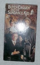Butch And The Sundance Kid - Paul Newman, Robert Redford, Katherine Ross (Vhs)