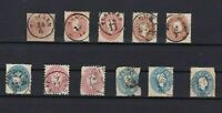 EARLY AUSTRIA STAMPS  REF R658