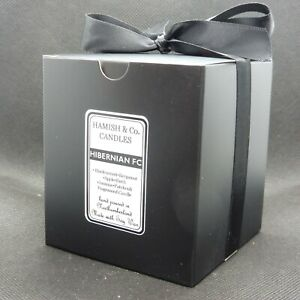 Hibernian - Personalised Soy Wax Candle - 20cl
