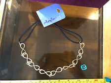 Claire's Claires Accessories Official Gold Chain Head Band RRP £6 New