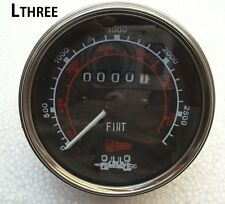 Tachometer fits Fiat  Long  Hesston  Universal  Whiter   Oliver  MM  AC Tractors