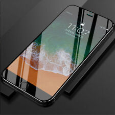 6D Tempered Glass Full Cover Edge Screen Protector Film For iPhone XS X 7 8 Plus