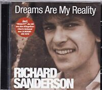 Richard Sanderson -  Dreams Are My Reality   CD   NEU&VERSCHWEISST-SEALED!