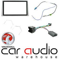 Vauxhall Corsa 2006-09 Car Stereo D/Din Fascia Steering Wheel Interface CTKVX09