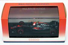 Ebbro 45327 McLaren Honda MP4-30 2015 Middle Season / Jenson Button 1/43 scale