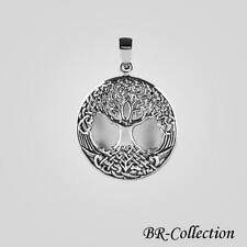 925 Sterling Silver Tree of Life Pendant – Celtic Jewelry