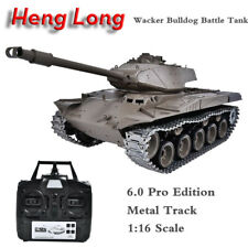Heng Long 3839-1 1:16 Scale 6.0 Pro US Wacker Bulldog 2.4GHz RC Tank Model