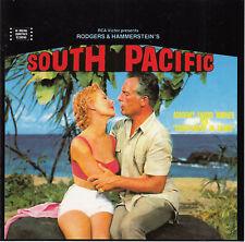 South Pacific - CD Album RCA silbern silver