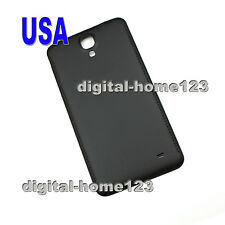 For Samsung Galaxy Mega 2 SM-G7508 G7508Q G7509W Battery Cover Back  Door Black